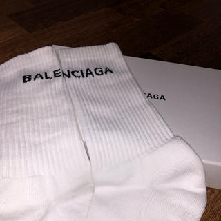 バレンシアガ(Balenciaga)のバレンシアガ ソックス(ソックス)