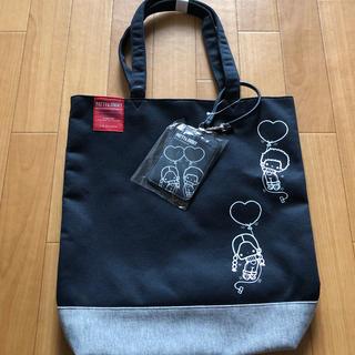 サンリオ - PATTY&JIMMY パティ&ジミー パスケース付きバッグ