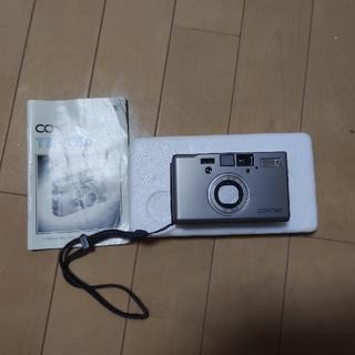 キョウセラ(京セラ)のCONTAX T3 フィルムカメラ(フィルムカメラ)