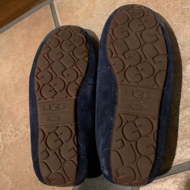 UGG(アグ)のUGG シープスキンモカシンシューズ 24㎝ レディースの靴/シューズ(スリッポン/モカシン)の商品写真