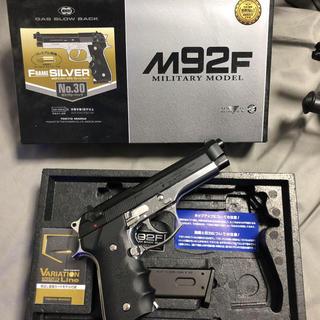 マルイ(マルイ)の東京マルイ M92F フレームシルバー 限定モデル(その他)