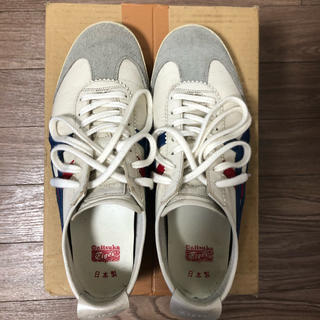 Onitsuka Tiger - オニツカタイガー  MEXICO 66 DELUXE 25cm