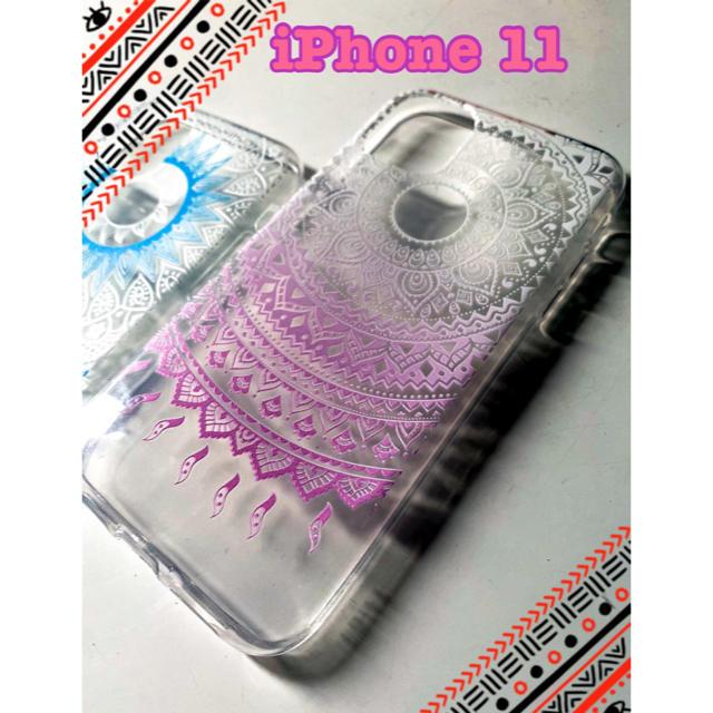 iPhone 11ケース ピンク スマホ/家電/カメラのスマホアクセサリー(iPhoneケース)の商品写真
