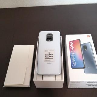 ANDROID - Redmi Note 9S★ほぼ新品★国内版★4GB64GB 24時間以内配送