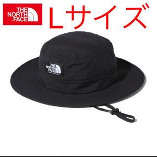 THE NORTH FACE - ザ・ノースフェイス ホライズンハット Lサイズ ブラック NN41918
