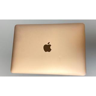 マック(Mac (Apple))のMacBook 12 インチ 256GB ゴールド 2015(ノートPC)