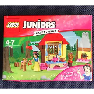 Lego - 【新品・未使用】レゴジュニア 白雪姫 10738