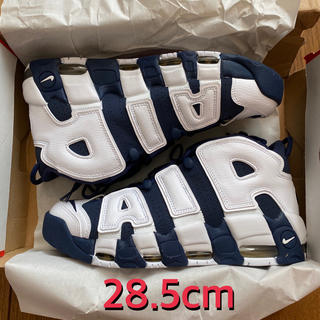 NIKE - NIKE AIR MORE UPTEMPO OLYMPIC 2020