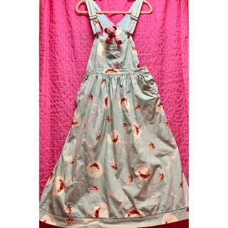 PINK HOUSE - ピンクハウスジャンパースカート