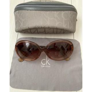 カルバンクライン(Calvin Klein)のCK サングラス(サングラス/メガネ)