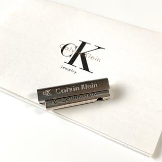 カルバンクライン(Calvin Klein)のカルバンクライン シルバーネックレス ペア CK  スターリングシルバー 925(ネックレス)