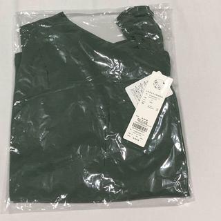 ラグナムーン(LagunaMoon)の新品未開封ラグナムーン ツイストドレープTシャツ F(Tシャツ(半袖/袖なし))