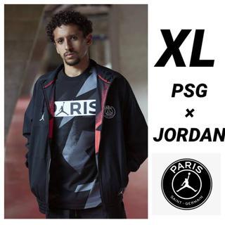 ナイキ(NIKE)のNike Jordan PSG ナイロンジャケット XLサイズ(ナイロンジャケット)