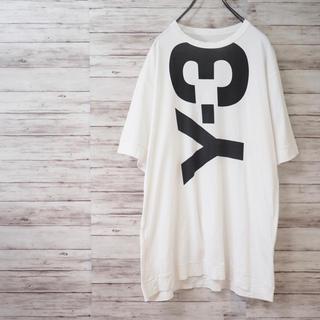 Y-3 - 2004SS Y-3 ビッグロゴTシャツ
