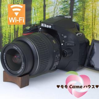 Nikon - ニコン D5200☆高画質&高機能一眼レフ☆987