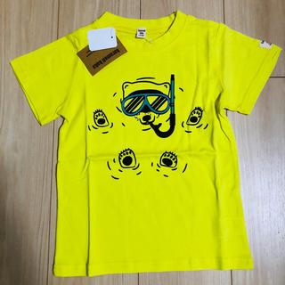 新品・未使用 カラメルカカ 4歳 5歳 110cm 男の子 女の子(Tシャツ/カットソー)