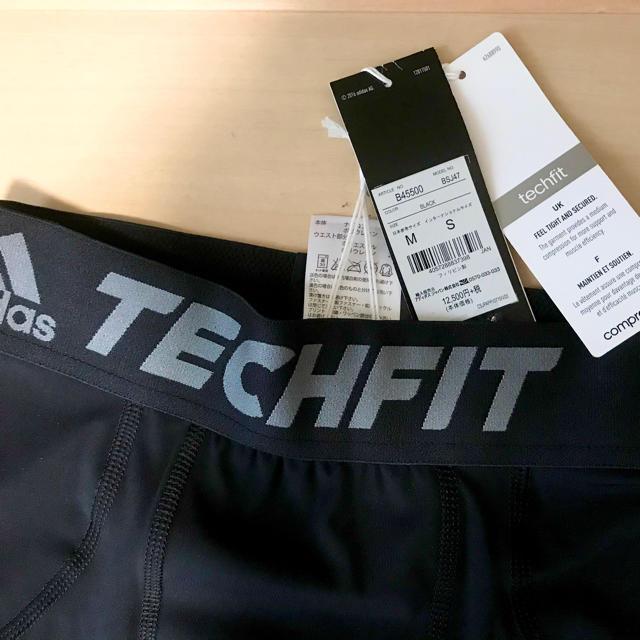 adidas(アディダス)のadidas techfit スポーツ/アウトドアのサッカー/フットサル(ウェア)の商品写真