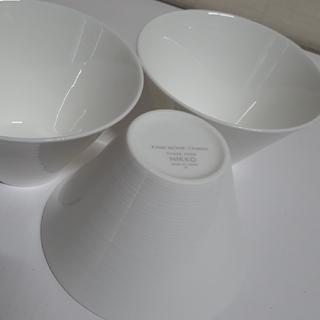 ニッコー(NIKKO)の白食器×3 NIKKO (食器)