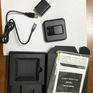 フジツウ(富士通)のFS030W(PC周辺機器)