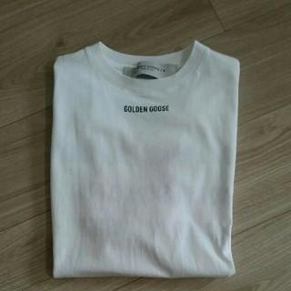 ゴールデングース(GOLDEN GOOSE)のGOLDEN GOOSE ゴールデングース Tシャツ(Tシャツ(半袖/袖なし))