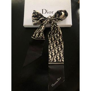 ディオール(Dior)のDior TOILE OBLIQUE MITZAH スカーフ(バンダナ/スカーフ)