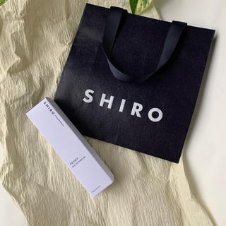 shiro - 【未使用未開封】限定 ピオニー オードパルファン