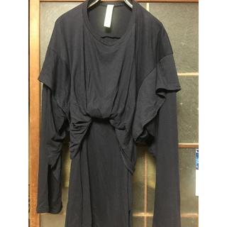 エンフォルド(ENFOLD)のnagonstans ソフトCO天竺 レイヤーロンT新品タグ付き(Tシャツ(長袖/七分))