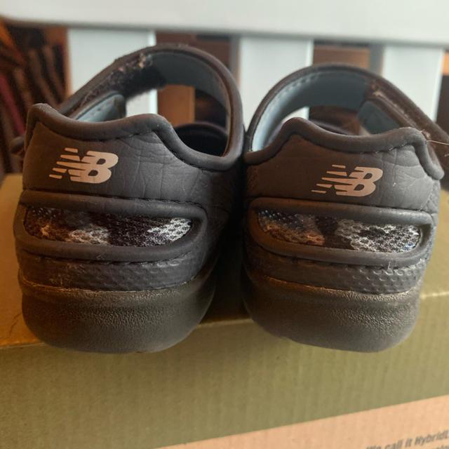 New Balance(ニューバランス)のニューバランス サンダル 14cm キッズ/ベビー/マタニティのベビー靴/シューズ(~14cm)(サンダル)の商品写真