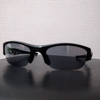 オークリー(Oakley)のオークリー サングラス ブラック フラックジャケット(サングラス/メガネ)