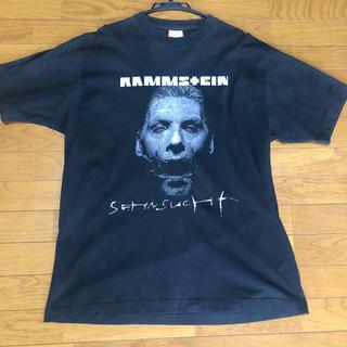 Balenciaga - vetements rammstein Tシャツ