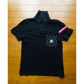 モンクレール(MONCLER)のMONCLERx COMME des GARÇOns Wネーム ポロシャツ(ポロシャツ)