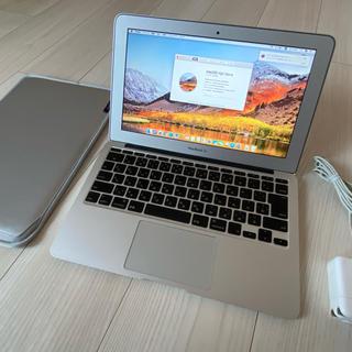 Apple - MacBook Air (11-inch, Late 2010) 中古・美品