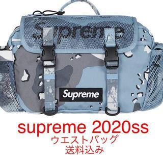 Supreme - Supreme Waist Bag Camo SS 2020