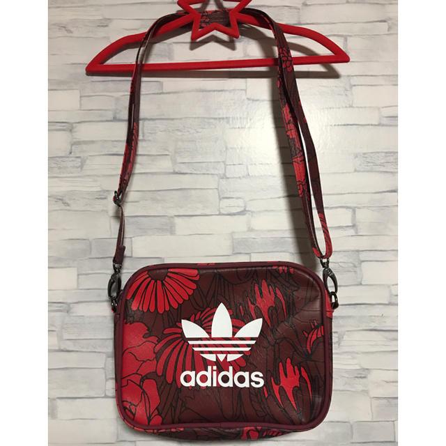 adidas(アディダス)のadidas  アディダス オリジナルス 花柄 リュック ショルダー セット レディースのバッグ(リュック/バックパック)の商品写真