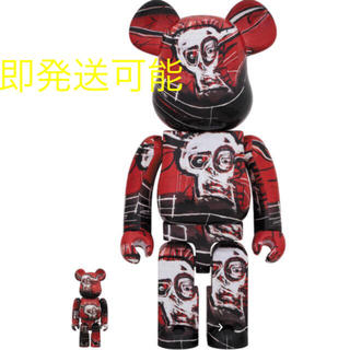 MEDICOM TOY - BE@RBRICK BASQUIAT バスキア 100+400セット