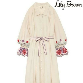 Lily Brown - LilyBrowコート♪新品