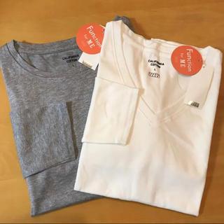 ローリーズファーム(LOWRYS FARM)の☆新品ローリーズファーム 2枚セット☆(Tシャツ(長袖/七分))