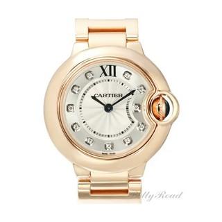 Cartier - カルティエ CARTIER バロンブルー WE902025 新品 時計 レディー