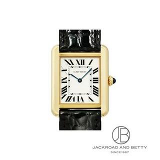 Cartier - カルティエ CARTIER タンクソロ W5200002 新品 時計 レディース