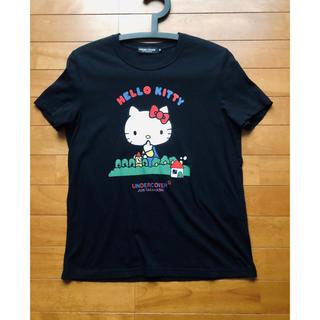 アンダーカバー(UNDERCOVER)のアンダーカバー×ハローキティ コラボTシャツ(Tシャツ/カットソー(半袖/袖なし))