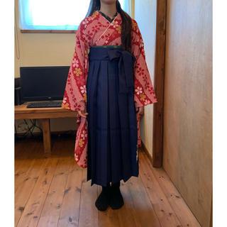 キャサリンコテージ(Catherine Cottage)のみかんりん様 キャサリンコテージ 袴 140(和服/着物)