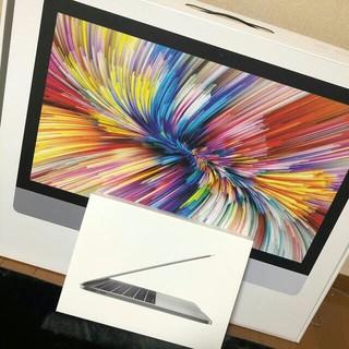 Apple - iMac 2019 27インチ(5Kディスプレイ)とMacBook Pro