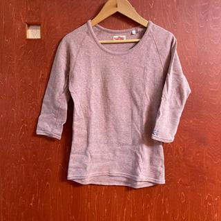 ハリウッドランチマーケット(HOLLYWOOD RANCH MARKET)のハリウッドランチマーケット 7部袖 Sサイズ(Tシャツ(長袖/七分))