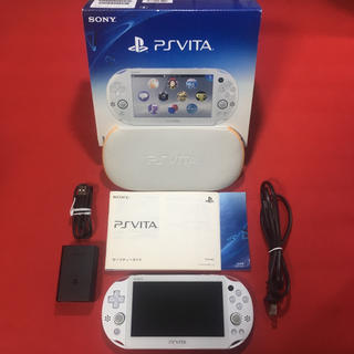 PlayStation Vita - PS VITAとソフトセット!