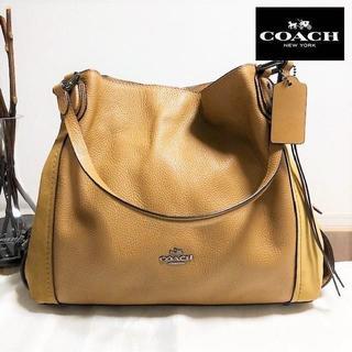 COACH - 送料無料 美品 コーチ ショルダーバッグ イーディー 59500 M025