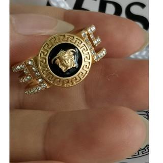 VERSACE - お勧めVersaceヴェルサーチ 指輪 リング 男女兼用