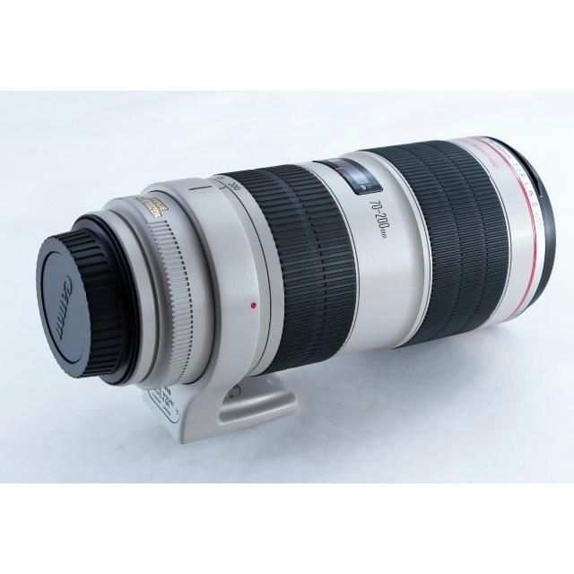 Canon(キヤノン)のCanon EF70-200mm F2.8L IS II USM キャノン 極上 スマホ/家電/カメラのカメラ(レンズ(ズーム))の商品写真