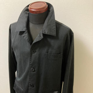 ヒロミチナカノ(HIROMICHI NAKANO)の【古着】hiromichi+nakano メンズジャケット 黒/ブラック(テーラードジャケット)