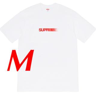 Supreme - supreme Motion logo tee モーション Mサイズ Tシャツ