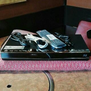 SHARP - SHARP BDW550 12倍録 2番組W録 500GB 新リモ等付フル装備!
